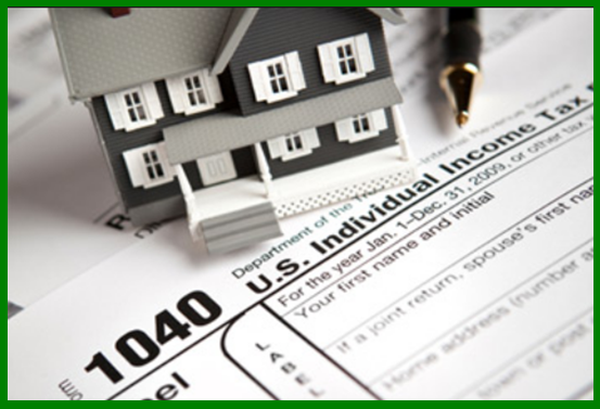 The Perks of Owning a Home - Tax Deductions