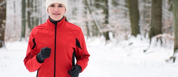 Tips for Walking Outdoors in the Cold